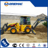 China Small Garden Tractor Wheel Loader with Backhole Xt870