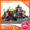 Plastic Outdoor Playground Professional Playground Slide for Design