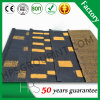 Kenya Hot Sale Non-Fade Color Stone Coated Roofing Tile