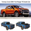 Tri Fold Tunnel Cover 2006+ Ford Ranger T6 Double Cab