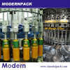 Factory Supplier Automatic Juice / Water Filling Machine 3 In1