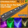 LED 2 Sections 8-Head Beam Moving Head Bar Lighting (SF-114B)