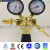 Best Price Pressure Safety Device Brass CO2 Regulator with Double Gauge for Gas Cylinder and Aquarium