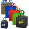 Non Woven Laminated Shopping Bags with Logo Printing