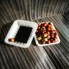 Displaying and Home Use PP Plastic Food Tray with/Without Absorbent Pad