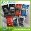 Wholesale Custom Antibacterial Cleansing Window and Car Wipes