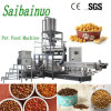 Pet Dog Food Floating Fish Feed Processing Machinery
