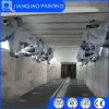 Robot Automatic Coating/Painting Line Wet Paint Spray Booth