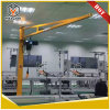 1t Construction Industry Mobile Jib Crane with Electric Hoist