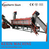 Free Spare Parts Provided PE Films PP Woven Bags Scraps Chips Making Machine Line