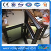 Rocky Inward and Outward Opening Casement Window with Security Steel Mesh Screen