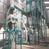 European Standard 150t Maize Flour Mill Machinery for Africa