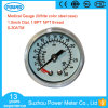 White Steel Case 40mm 30ATM and Psi Scale Medical Gauge