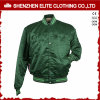 Olive Green Satin Bomber Jacket in Green Men (ELTBJI-49)
