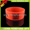 """Hot Custom 1"""" Silicone Bracelet Wristband (TH-band007)"""