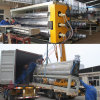Three Roller Plastic Sheet Film Extrusion Line