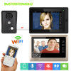 7 Inch Wired /Wireless WiFi Video Doorbell Intercom Support Remote APP Monitor