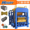 Boss Recommend Qt4-15 High Quality Hydraulic Fully Automatic Cement Brick Machine, Concrete Block Making Machine in Ghana