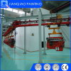 Electrostatic Powder Spraying Coating Line for Gas Engine in High Efficiency