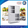 Wholesale Custom Restaurant Commercial Hotel Equipment, Industrial Stainless Steel Kitchen Cabinet