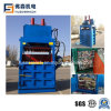 Vertical Baling Machine for Baling Paper, Cardboard, Aluminum Tins, Textiles