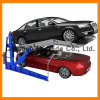 2 Post Double Deck Garage Parking Lift System
