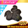 Wholesale Price Processed Remy Human Hair Weft