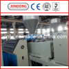 SJSZ 65/132 plastic conical double screw extruder for pipe, profile and sheet