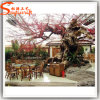 Garden Decoration Artificial Peach Blossom Tree