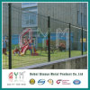 PVC Coated Welded Metal Fence/Galvanized Iron Wire Mesh Fence