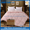 Manufactory Organic White Cotton Fabric Double Bed Hotel Quilt