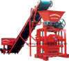 Qtj4-35b2 Block Machine, Block Making Machine, Brick Making Machine