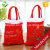 Christmas Candy Bag Santa Claus Snowmen Children Storage Gift Bag