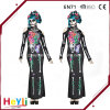 Wholesale New Fashioned Halloween Skeleton Brider Costume for Women