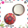 Customized Logo Hand Mini Colored Mirror
