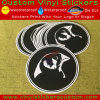 Stone-015 Custom Promotion Brand Self Adhesive Round Vinyl Sticker
