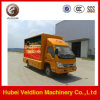 Full Color Screen Foton Aoling Mobile LED Truck for Outdoor Advertisement