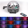 IR Digital Laser RGB Disco Magic Ball DMX Stage Light