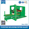 Resistance Seam Welder for Steel Drums and Barrels with No Spot Welding