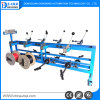 Customized Horizontal Dual-Line Pay off Unit Wire Cable Stranding Machine