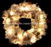 Christmas Decoration Christmas Wreath with LED Lights Tq4005