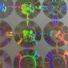 3D Hologram Sliver Quality Paper Stickers Heat Resistant Bottle Label Bottled Water Label