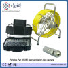 360 Degree Rotation Pan Tilt Pipe Sewer Camera (V8-3388PT)