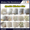 Decorative Sparkle 3D Window Film Glass Window Film 1.22m*50m, More Design Choose