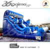 Inflatable Double Lane Dolphins Slide (BMSL157)