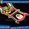 New Style Custom Made Metal Plated Medal for Gifts