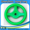 Green Steering Wheel for Recreational Vehicles