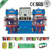 Silicone Rubber Extruder Machine 5QC Material Saving with High Yield Rate