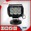 5W Osram Chips Offroad 30W 4inch LED Light Bar