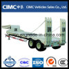 Hot Sale Cimc 2 Axle Low Bed Trailer 40 Ton
